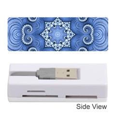 Awesome Kaleido 07 Blue Memory Card Reader (Stick)