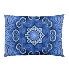 Awesome Kaleido 07 Blue Pillow Cases (two Sides)