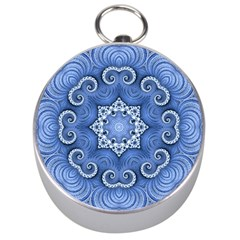 Awesome Kaleido 07 Blue Silver Compasses