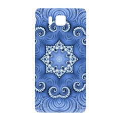 Awesome Kaleido 07 Blue Samsung Galaxy Alpha Hardshell Back Case