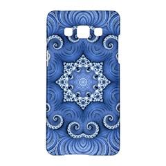 Awesome Kaleido 07 Blue Samsung Galaxy A5 Hardshell Case