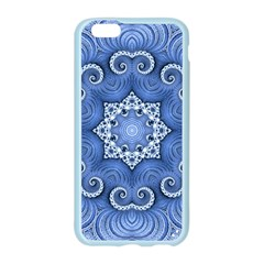 Awesome Kaleido 07 Blue Apple Seamless iPhone 6 Case (Color)