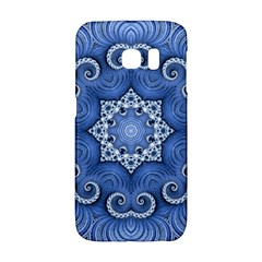 Awesome Kaleido 07 Blue Galaxy S6 Edge