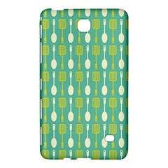 Spatula Spoon Pattern Samsung Galaxy Tab 4 (8 ) Hardshell Case