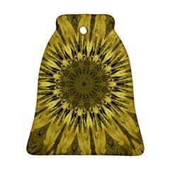 Kaleido Flower,golden Ornament (Bell)