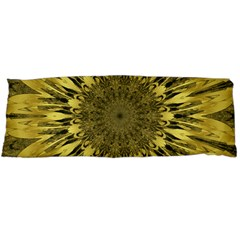 Kaleido Flower,golden Body Pillow Cases Dakimakura (two Sides)