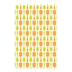 Spatula Spoon Pattern Shower Curtain 48  x 72  (Small)