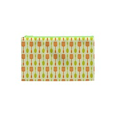 Spatula Spoon Pattern Cosmetic Bag (XS)