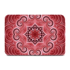 Awesome Kaleido 07 Red Plate Mats