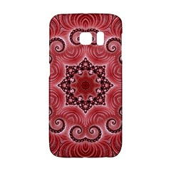 Awesome Kaleido 07 Red Galaxy S6 Edge