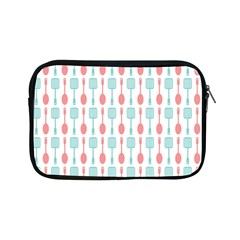 Spatula Spoon Pattern Apple iPad Mini Zipper Cases