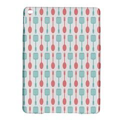 Spatula Spoon Pattern iPad Air 2 Hardshell Cases