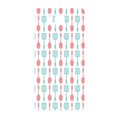 Spatula Spoon Pattern Samsung Galaxy Alpha Hardshell Back Case