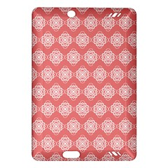 Abstract Knot Geometric Tile Pattern Kindle Fire Hd (2013) Hardshell Case