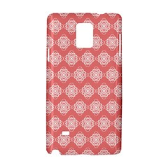Abstract Knot Geometric Tile Pattern Samsung Galaxy Note 4 Hardshell Case