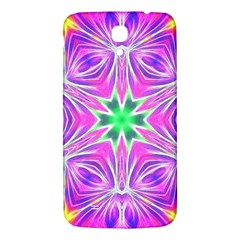 Kaleido Art, Pink Fractal Samsung Galaxy Mega I9200 Hardshell Back Case