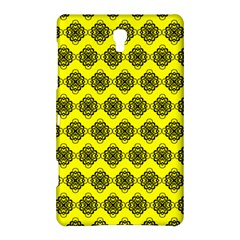Abstract Knot Geometric Tile Pattern Samsung Galaxy Tab S (8 4 ) Hardshell Case