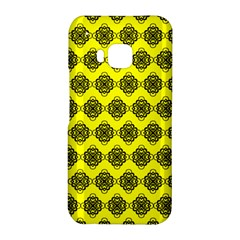 Abstract Knot Geometric Tile Pattern HTC One M9 Hardshell Case