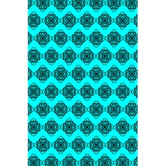 Abstract Knot Geometric Tile Pattern 5.5  x 8.5  Notebooks