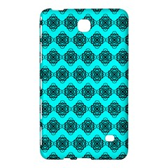 Abstract Knot Geometric Tile Pattern Samsung Galaxy Tab 4 (8 ) Hardshell Case