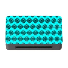 Abstract Knot Geometric Tile Pattern Memory Card Reader With Cf
