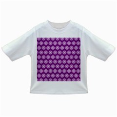 Abstract Knot Geometric Tile Pattern Infant/toddler T Shirts