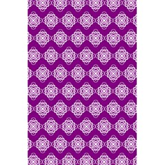 Abstract Knot Geometric Tile Pattern 5 5  X 8 5  Notebooks
