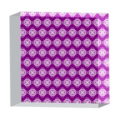 Abstract Knot Geometric Tile Pattern 5  x 5  Acrylic Photo Blocks