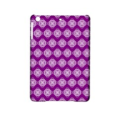 Abstract Knot Geometric Tile Pattern Ipad Mini 2 Hardshell Cases