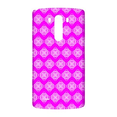 Abstract Knot Geometric Tile Pattern LG G3 Back Case