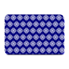 Abstract Knot Geometric Tile Pattern Plate Mats