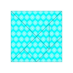 Abstract Knot Geometric Tile Pattern Acrylic Tangram Puzzle (4  x 4 )