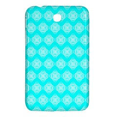 Abstract Knot Geometric Tile Pattern Samsung Galaxy Tab 3 (7 ) P3200 Hardshell Case