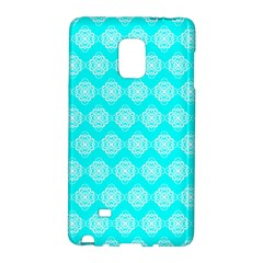 Abstract Knot Geometric Tile Pattern Galaxy Note Edge