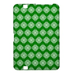 Abstract Knot Geometric Tile Pattern Kindle Fire Hd 8 9