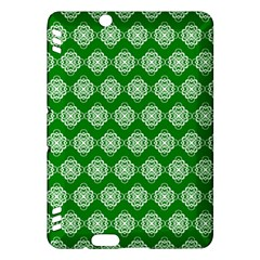 Abstract Knot Geometric Tile Pattern Kindle Fire Hdx Hardshell Case