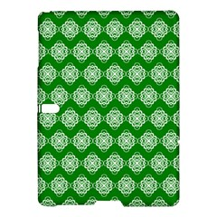 Abstract Knot Geometric Tile Pattern Samsung Galaxy Tab S (10.5 ) Hardshell Case