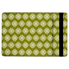 Abstract Knot Geometric Tile Pattern Ipad Air 2 Flip