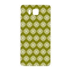 Abstract Knot Geometric Tile Pattern Samsung Galaxy Alpha Hardshell Back Case