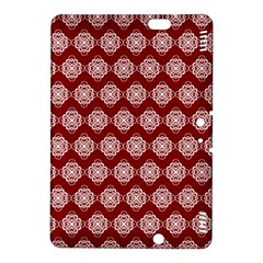 Abstract Knot Geometric Tile Pattern Kindle Fire Hdx 8 9  Hardshell Case