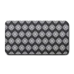 Abstract Knot Geometric Tile Pattern Medium Bar Mats