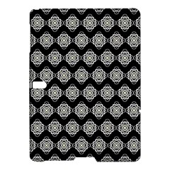 Abstract Knot Geometric Tile Pattern Samsung Galaxy Tab S (10 5 ) Hardshell Case