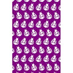 Ladybug Vector Geometric Tile Pattern 5.5  x 8.5  Notebooks