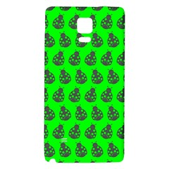 Ladybug Vector Geometric Tile Pattern Galaxy Note 4 Back Case