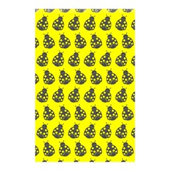Ladybug Vector Geometric Tile Pattern Shower Curtain 48  X 72  (small)