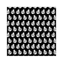 Ladybug Vector Geometric Tile Pattern Acrylic Tangram Puzzle (6  X 6 )