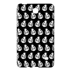 Ladybug Vector Geometric Tile Pattern Samsung Galaxy Tab 4 (8 ) Hardshell Case