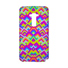 Colorful Trendy Chic Modern Chevron Pattern LG G Flex