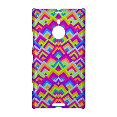 Colorful Trendy Chic Modern Chevron Pattern Nokia Lumia 1520