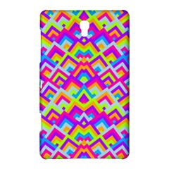 Colorful Trendy Chic Modern Chevron Pattern Samsung Galaxy Tab S (8.4 ) Hardshell Case